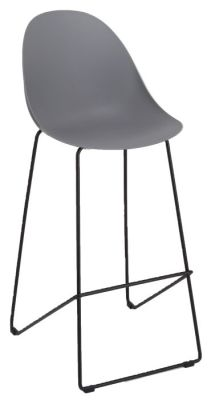 Obey Grey High Stool