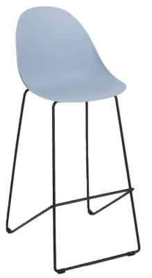 Obey High Stool Blue