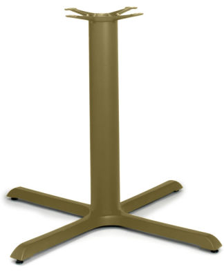 Jaste Medium Table Base Khaki Grey