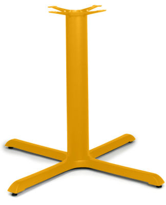 Jaste Medium Table Base Yellow