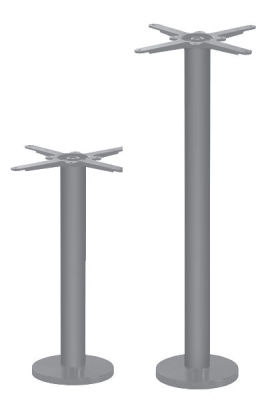 Sunge Grey Table Bases