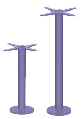 Sunge Purple Table Bases