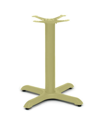 Alass Green Beige Table Base