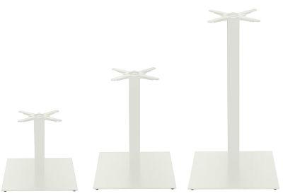 Tristy Large Coloured Table Base Grey White