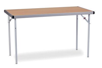 Rapid Fast Fold Table Beech