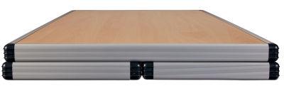 Rapid Fold Flat Tables Folded