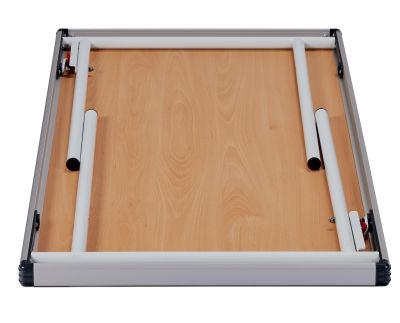 Rapid Foldflat Table Folded