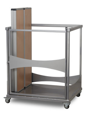 Rapid Fastfold Trolley And Table