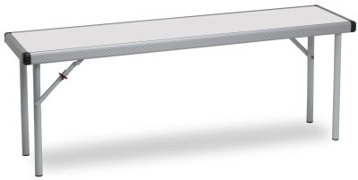Rapid Fast Fold Bench With A White Top