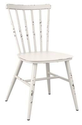 Evert Outdoor Chair White