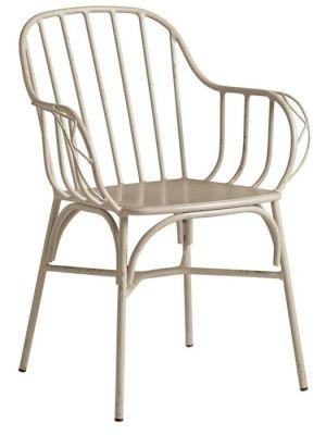 Jessi Outdoor Armchair - White