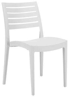 Fresco Chair White Color