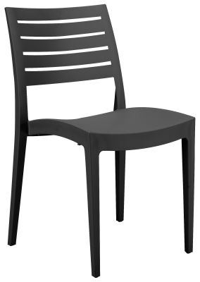 Fresco Chair Anthracite Color