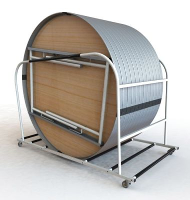 Express Round Table Trolley
