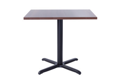 Tulsa Large Dining With Square Walnut Top