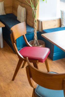 Costro Designer Dining Chair Mood View