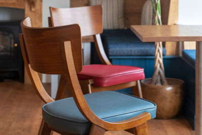 Costro Designer Dining Chair Mood Shot