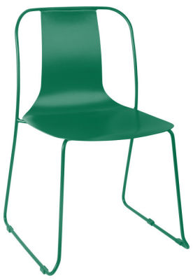 Rotlio Heavy Duty Outdoor Chair Green