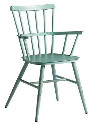 Evert Armchair In Light Blue
