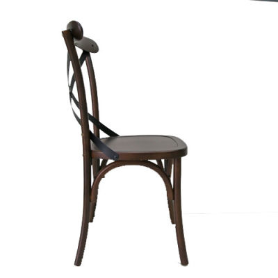 Liberty Walnut Dining Chair Side