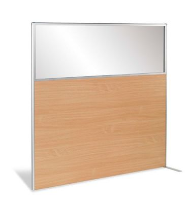 Protect Deluxe Semi Glazed Wood Screen