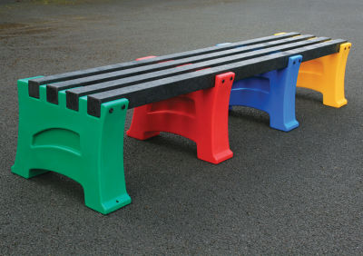 4 Person Bench