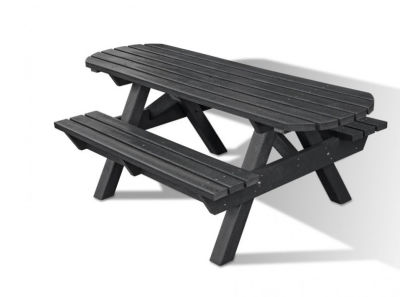 Extended-Top-Picnic-Bench-Black