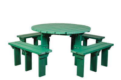 Olympic Bench Green