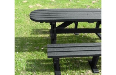 Picnic-Bench-Sturdy-Extended-Top-Black-460x300