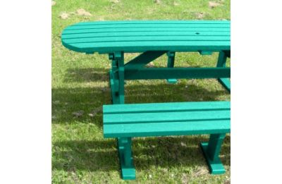 Picnic-Bench-Sturdy-Extended-Top-Green-460x300