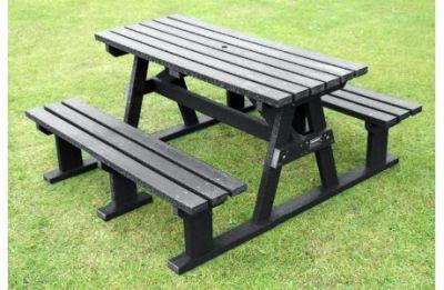Picnic-Bench-Sturdy-Black-460x300