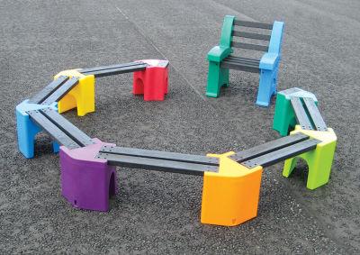 Learning Curve - Single Unit & Teachers Chair