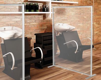 Protect Hygienic Screens In A Salon Setiing 1
