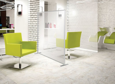 Protect Hygienic Screen In A Salon Setting 3