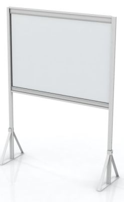 Freestanding Goal Post Screen