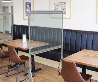 Future Goal Post In A Restaurant Setting 3