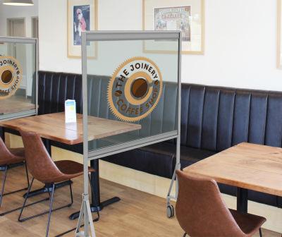 Future Goal Post In A Restaurant Setting 4