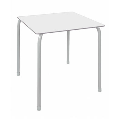 White Pop Up Outdoor Table