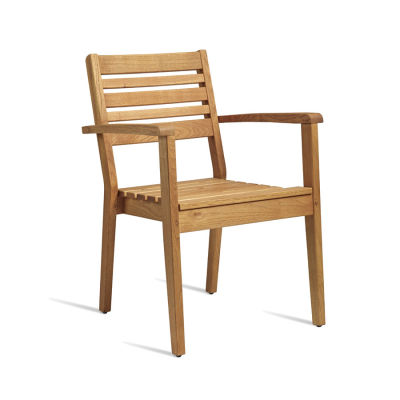 Trafford Wooden Armchair