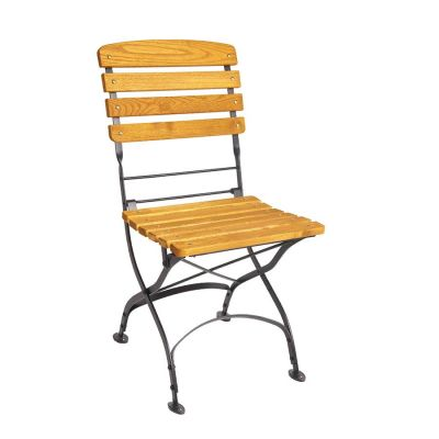 Terrace Folding Wooden Chairs