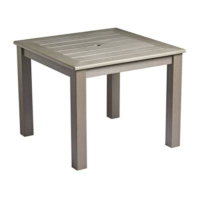 Lindon Wood-effect Grey Table