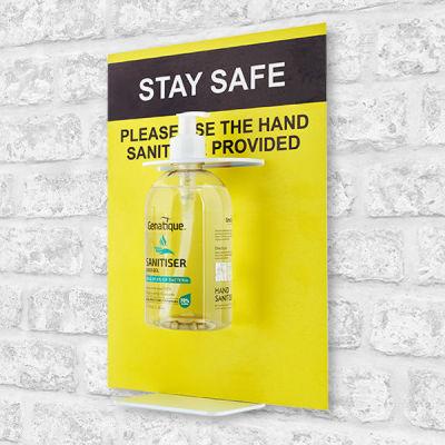 Chary Wall Sanitiser Unit 1