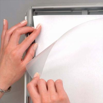 Busygrip Poster Frame Paper