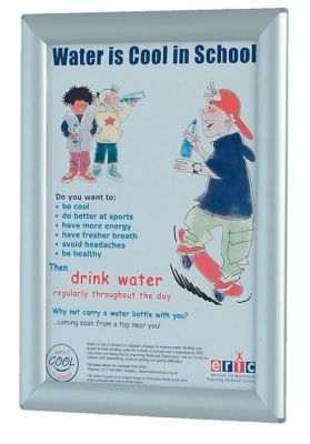 Busygrip Poster Frame Water