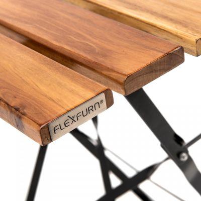 Fern Bistro Table Detail