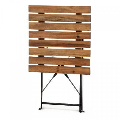 Fern Bistro Table Folded