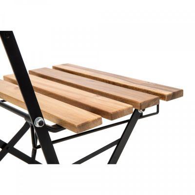 Fern Bistro Chair Detail Seat Rear