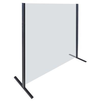 Floor Standing Protection Screen