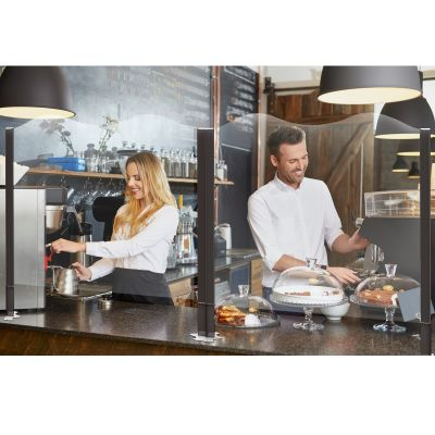 Visio 1000mm High Counter Top - 2