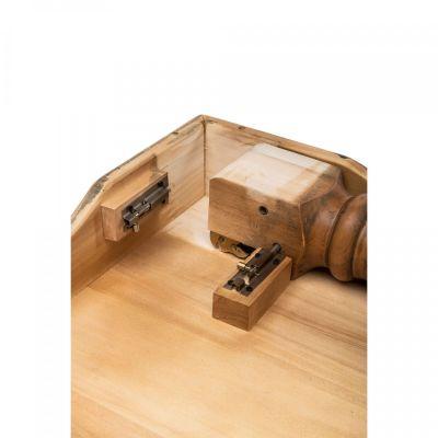 Fern Fermette Folding Farm Table Leg Down